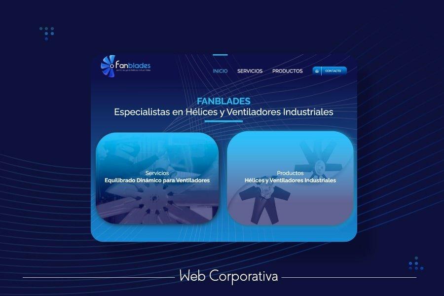 Desarrollo Web Corporativo