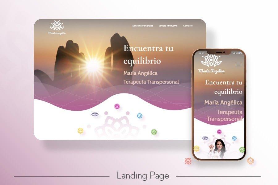 Diseño Web Landing
