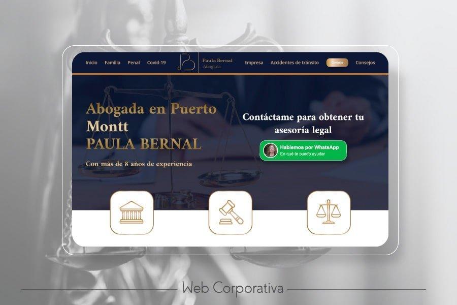 Diseño Web Puerto Monttt