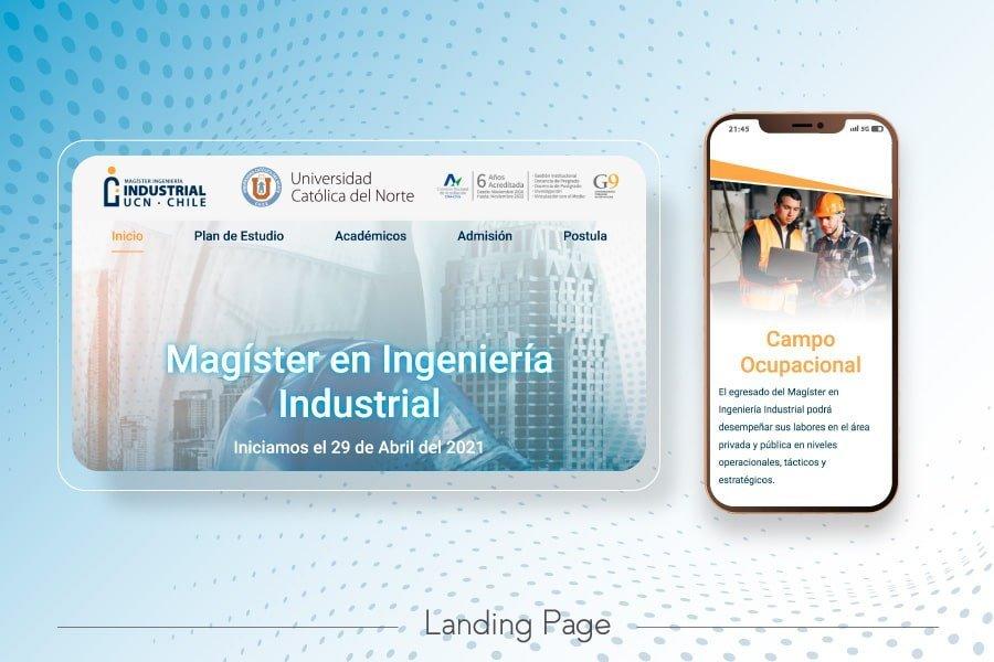 Desarrollo Web Corporativo UCN